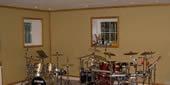 Tonstudio  Aufnahmeraum